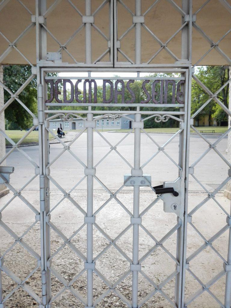 Buchenwald - Jedem das seine